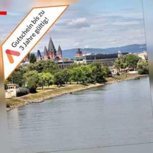 Kurzreise Frankfurt Mainz Wiesbaden 6 Tage Best Western Hotel 2 Pers. Gutschein