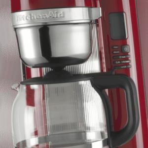 Kitchenaid 5KCM1204EER Filter Kaffeemaschine 12 Tassen 1,7l 1.100W...