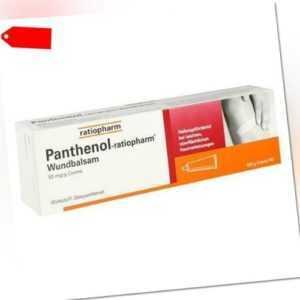 PANTHENOL-ratiopharm Wundbalsam 100 g 08700984