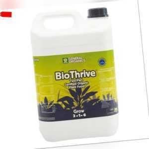GHE Bio Thrive Grow 5 Liter