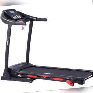 SportPlus Laufband 16km/h Heimtrainer Fitnessgerät elektrisch klappbar 1,75 PS