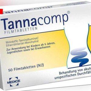Tannacomp Filmtabletten 50 St PZN: 1900349