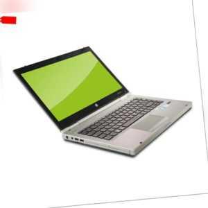 HP EliteBook 8470p Notebook Intel Core i5-3320M 2,6GHz 8GB RAM 256GB SSD Win10