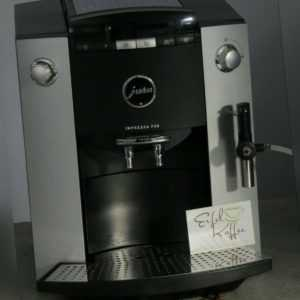 ~~ Jura Impressa F50 Kaffeevollautomat mit...