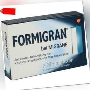 FORMIGRAN Filmtabletten 2 St 02195485