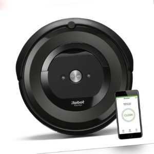 iRobot Roomba e5158 Saugroboter App-Steuerung Alexa Staubsauger Roboter Tierhaar