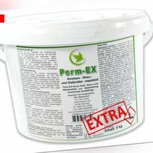 Perm-EX extra 5kg Ameisengift Ameisenköder Ameisenfrei Ameisenstreumittel