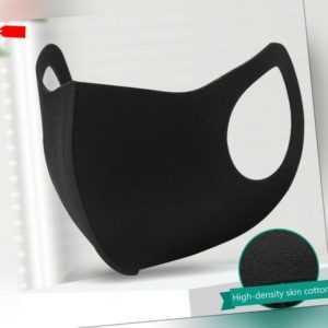 Unisex Dual Layer PM2.5 Anti Haze Staubdichte Gesichts-Mund-Schutzmaske
