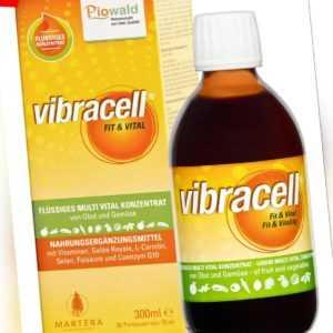 Vibracell® - Vitaminkonzentrat 300 ml (112,00€/L)