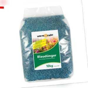 10kg Blaudünger NPK universal Blumen Balkonzierpflanzen Obst Gemüse Gartendünger