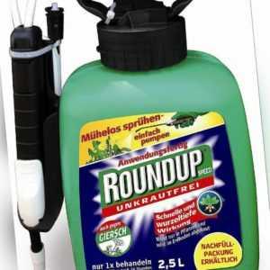 Celaflor Roundup Speed 2,5l Unkrautfrei Unkrautvernichter Unkrautex Unkraut