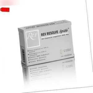 REV PHARMABIO Rev Resolve lipide - supplement for lipid metabolism 30 capsules