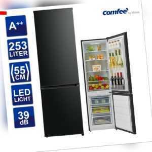 Kühlschrank schwarz EEK: A++  comfee KGK-RH 180 A++ BL...