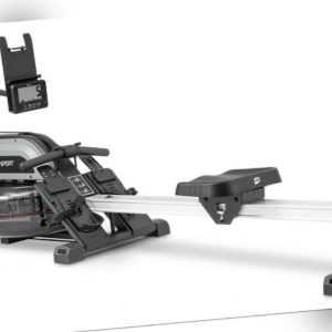Hop-Sport Wasser-Rudergerät HS-150WR Ruderzugmaschine Rudergerät +Pulsgurt Water