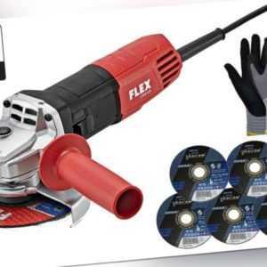 Flex - Winkelschleifer L 810 125mm Scheibe, 800 Watt