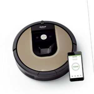 iRobot Roomba 966 Saugroboter Raumkartierung Alexa Staubsauger Roboter Tierhaare