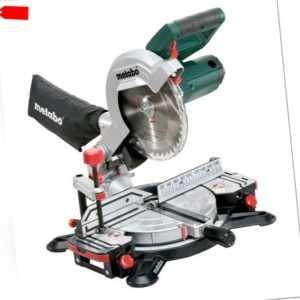 Metabo KS 216 M Lasercut Kappsäge im Karton - 619216000