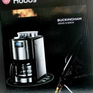 Russell Hobbs 20060-56 Allure Grind & Brew Glas Kaffeemaschine...