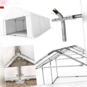 Lagerzelt 3x4 - 8x12m Zelthalle Weidezelt Lagerhalle PVC Zelt Industriezelt NEU