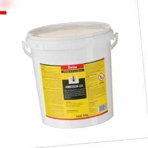 Detia Ameisen-Ex Ameisengift 5kg Ameisenköder Ameisenmittel Streu und Gießmittel
