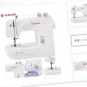 Singer Start 1306 Nähmaschine 70 Watt 750 U/min 4mm Stichlänge / Stichbreite