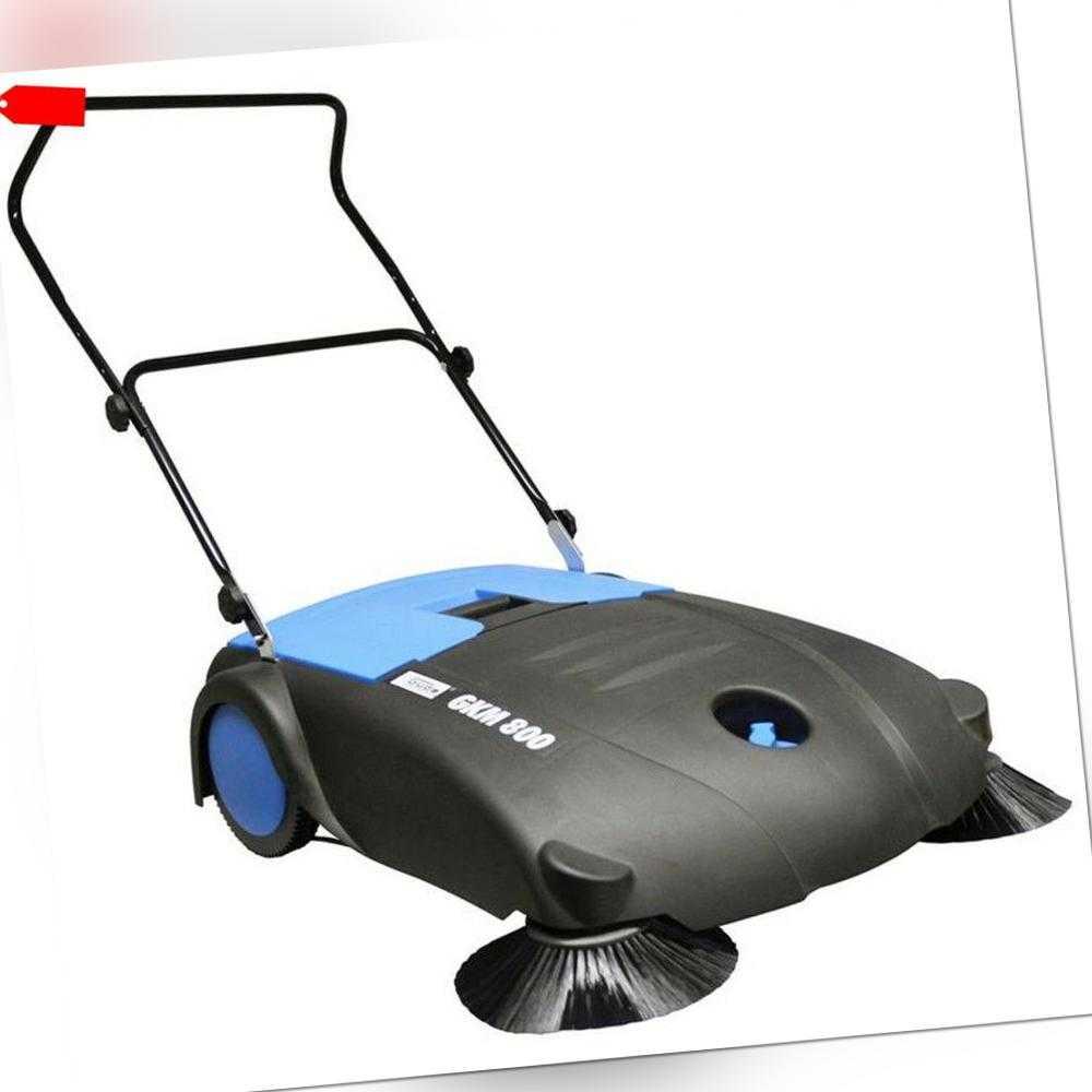 Güde Kehrmaschine Kehrwalze Handkehrmaschine GKM 800