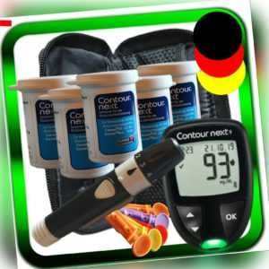 50 Teststreifen Sensoren + Contour next mg/dL | Farbanzeige ►Händler◄