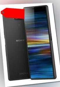 Sony Xperia 10 - 64GB - Schwarz (Ohne Simlock) (Dual-SIM)