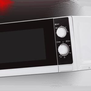 Sharp R200WW Solo Kompakt Mikrowelle Weiss 800 Watt 20 Liter 5...