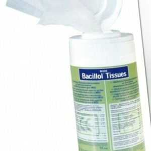100 Tücher Bacillol® Tissues zur Flächendesinfektio