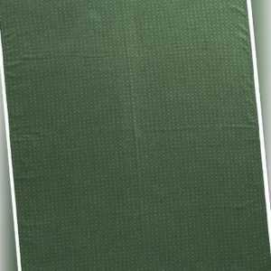 Biederlack Wohndecke Atomic Pattern Green 150 x 200 cm