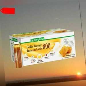 Bergland Gelée Royale ImmunAktiv 800  210 ml