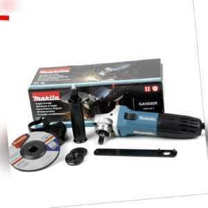 Makita GA5030R Winkelschleifer 720W 125mm Trennschleifer Einhandwinkelschleifer