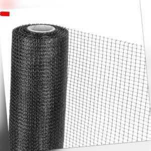 Maulwurfnetz Maulwurfsperre Maulwurfbekämpfung Schutznetz HaGa® 75m L x 2m Br
