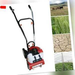 Benzin Gartenfräse Gartenhacke Motorhacke Bodenfräse Kultivator Fräse air-cooled
