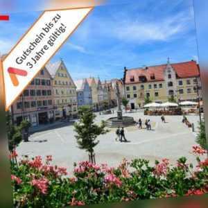 Kurzreise Familienurlaub Allgäu 3 Tage Hotel 2 Erwachsene plus 2 Kids Gutschein