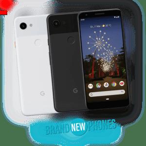 Google Pixel 3a 64 GB ohne Simlock wie Neuwertig