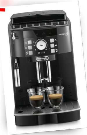 DE'LONGHI Kaffeevollautomat MAGNIFICA S ECAM 21.116.B...