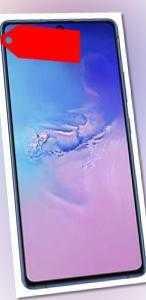 Samsung Galaxy S10 Lite  128GB - Prism Blue (DUAL SIM)