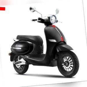 Elektroroller E-Scooter URANUS 2019 45 km / h eRoller ...