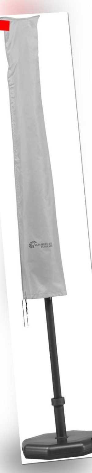 SCHNEIDER SCHIRME Schutzhülle 833-00, für Schirme bis Ø 400 cm Sonnenschirme