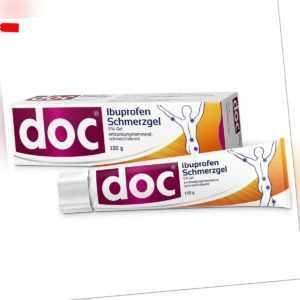 DOC IBUPROFEN SCHMERZGEL 150 g PZN:07770675