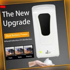 Automatisch Sensor Seifenspender Desinfektionsmittel Spender Touchless 1000ML