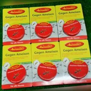 (2,42€)/Dose) 6 x Aeroxon AMEISEN KÖDERDOSE KÖDER DOSE Fraßköder gratis Versand
