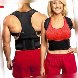 Rückenbandage Haltungskorrektur Körper & Rücken Halter Geradehalter Stabilisator