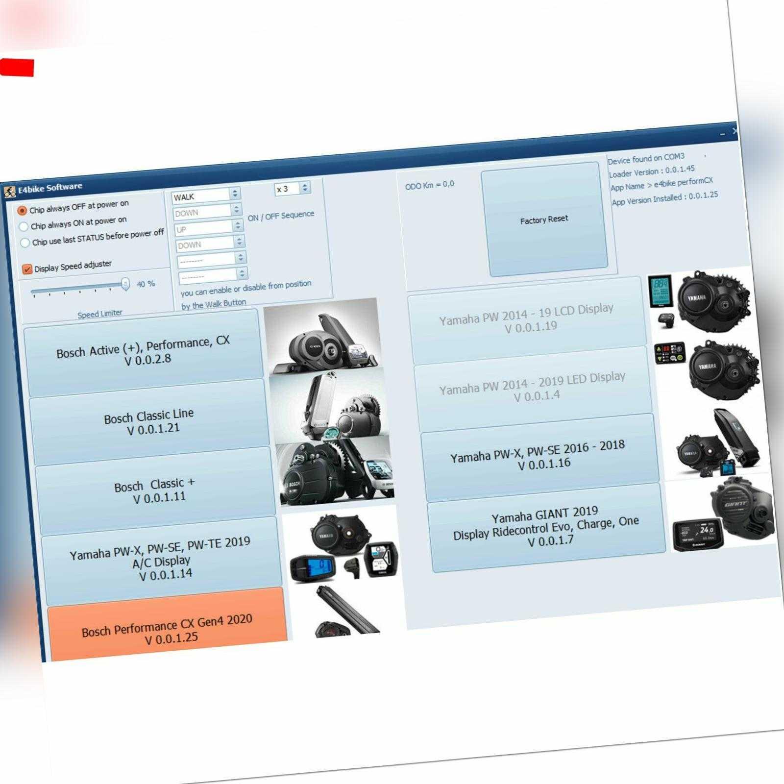 SpeedChip V3 für Bosch 2020 (Gen4)
