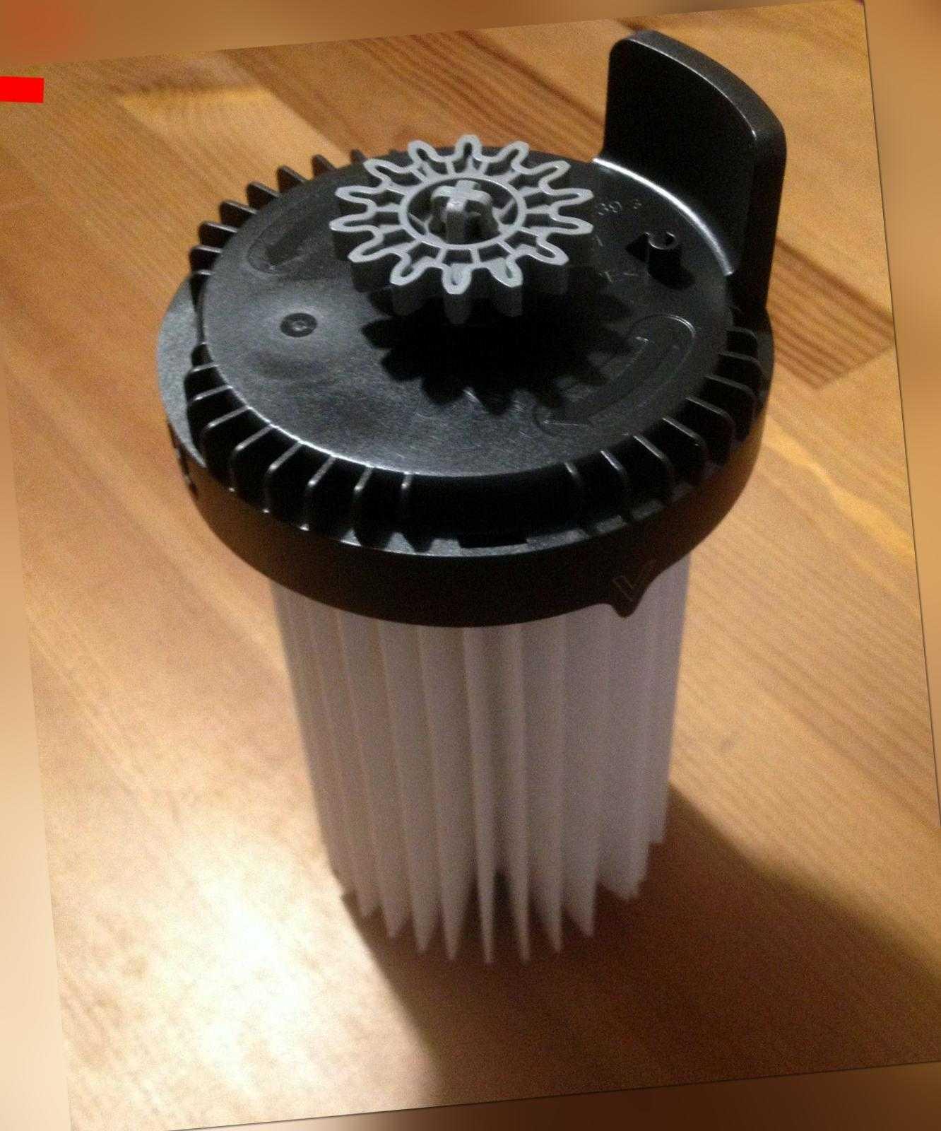 Original MIELE Staubbehälter Feinstaub Filter für Staubsauger Blizzard CX1 NEU