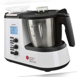 Küchenmaschine Monsieur Cuisine Édition Plus SKMK 1200 C3  WOW...