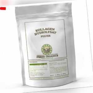 KOLLAGEN HYDROLYSAT 500g - 1000g Pulver Anti-Aging Gelenkschutz Haut Nägel