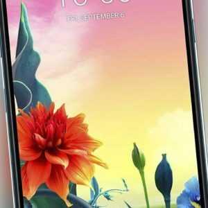 LG K40S schwarz Black 15,46 cm (6 Zoll) IPS LC-Display, 32 GB...